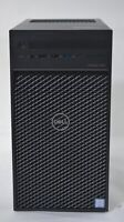 Dell Precision 3630 Tower i7-8700 3.20GHz 32GB RAM 3TB HDD Nvidia NVS 510 2GB