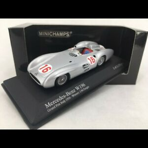 Mercedes-Benz F1 W196 Streamliner n° 16 Sieger GP Italy 1954 1/43 Minichamps 432
