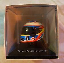 1:8 Spark TM1125 Fernando Alonso McLaren Honda 2016 Helmet