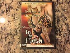 IN THE FLESH UNRATED DVD 2001 EROTIC SLEAZE DOCUMENTARY ASHLYN GERE, AMY LYNN!
