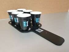 WKD SHOT GLASS PADDLE SETS AND BOTTLE POURER NEW