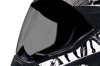 Visier für ATO WAR Cross Helm dunkel getönt klar ersatz Helmvisier Crosshelm