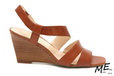 New Franco Sarto TAMI Women Leather Wedges Sz 7.5 (MSRP $110)