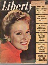 1943 Liberty January 16 - What about Germany? Meet the Russian soldier;headlines