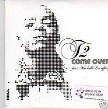 (881I) T2, Come Over ft Michelle Escoffery - DJ CD