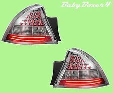 Holden Commodore VY Sedan Chrome LED Altezza ClearTail Lights Left And Right New