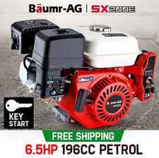 6.5HP Petrol Stationary Engine Electric Start Recoil 1-cylinder;4-stroke Motor