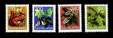 YUGOSLAVIA - JUGOSLAVIA - 1978 - Flora e fauna