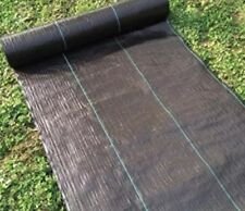 """New AGFabric Root Barrier Edge Sheet 12"""" X 25' Black Garden & Agriculture"""