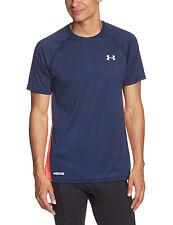 Under Armour uomo Heat Gear Peso Mosca Running T-shirt