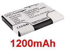 Batterie 1200mAh type 35H00026-00 B-8645 FA191A Pour HP iPAQ rx1950
