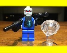 LEGO BATMAN MR. FREEZE GENUINE AUTHENTIC MINIFIGURE RARE SET# 7884 BUGGY ESCAPE