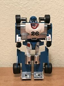 transformers g1 original vintage race car mirage Pre Rub