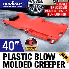 "New 40"" Garage Creeper Mechanic Trolley Laying Workshop Rrepair Roller Auto Tool"