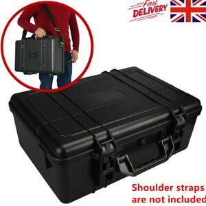 Large Hard Flight Case w/Foam Camera Photography Carry Storage Tool BOX 2 Size