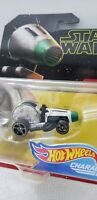 "Hot Wheels Star Wars Character Car ""D-0"" Droid Rise of Skywalker 1st Appearance"