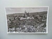 Ansichtskarte Schloß Comburg bei Schwäb. Hall 1943 Feldpost