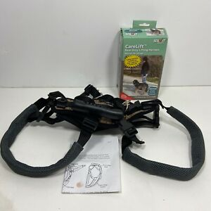 CareLift Rear Only Dog Lifting Harness Support Waist Hips Leash Size M 35-70 lbs