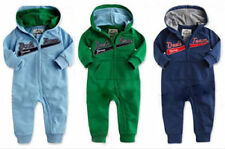 Handmade 100% Cotton Babygrows & Playsuits (0-24 Months) for Boys
