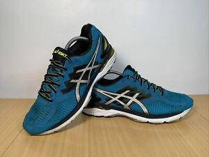 Asics GT 2000 4 Mens Running Trainers Blue Size UK 9.5 US 10.5 EUR 44.5