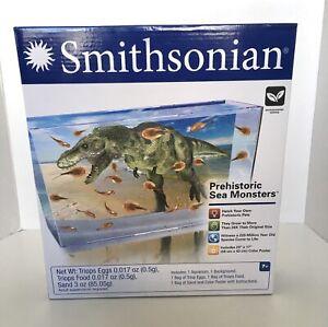 New Smithsonian Prehistoric Sea Monsters Triops Aquarium Kit 98063 Triops Eggs