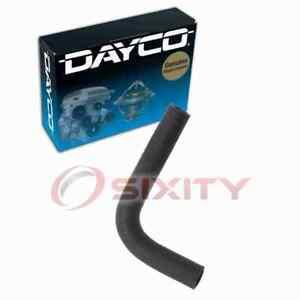 Dayco 80411 HVAC Heater Hose for 10065675 10135307 10142 10188037 10190667 bl