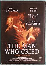 THE MAN WHO CRIED / L'UOMO CHE PIANSE - DVD N.00400