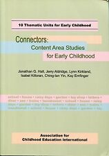 SIGNED Connectors, Content Area Studies for Early Childhood 2005 Paperback
