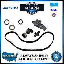For Honda Acura 3.0L 3.2L 3.5L 3.7L V6 Aisin OE Timing Belt Water Pump Seal Kit
