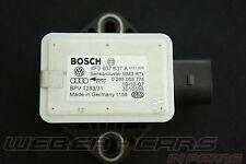 Audi originales a6 s6 rs6 4f ABS esp giratoria rate sensor tasas de rotación sensor 4f0907637a