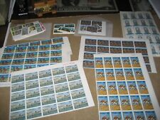 Tokelau 1976-81 Issues of Sets in Blocks of 10->25 MNH  CV$300+