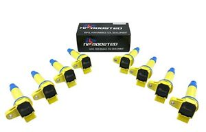 8 Pack Ignition Coils for Lexus GS430 LS430 Toyota 4Runner Tundra Sequoia 4.7 V8