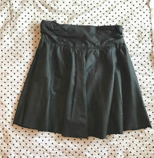 Portmans Leather Regular Size Skirts for Women