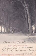 LUCCA - Mura - Cortina Coperta 1906