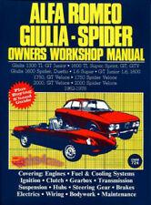 Manuali e istruzioni Giulia per auto per Alfa Romeo