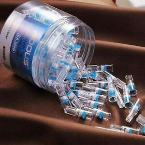 100pcs Disposable Tobacco Cigarette Filter Holder Smoking Holder Reduce Tar New