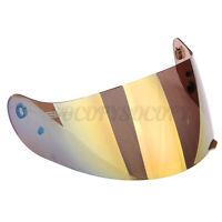Helmet Shield Visor Lens Gold For HJC CL-16 CL-17 CS-15 CS-R1 CS-R2 CS-15 TR-1