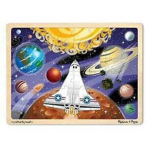 M&D Jigsaw  Puzzles 48 Pieces Fairy Fantasy or Space Voyage
