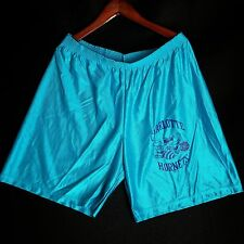 Vintage Charlotte Hornets Shorts Size L - larry johnson alonzo mourning