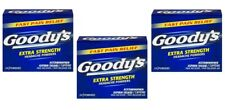 Goody's Extra Strength Headache Powders 24 ea (Pack of 3) EXP 01/2021
