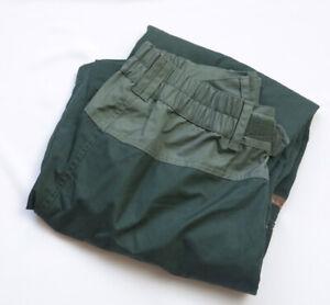 Jahti Jakt Hunting Pant trousers mens size M Medium W32 W33 L33 green WATERPROOF