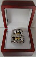 LeBron James - 2013 Miami Heat Championship Custom Ring WITH Wooden Box