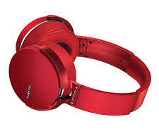 Sony MDRXB950BT/R Extra Bass Bluetooth Wireless Headphone, MDR-XB950BT Red (NEW)