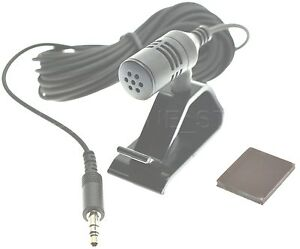 ALPINE IVA-W203 IVAW203 GENUINE MICROPHONE *PAY TODAY SHIPS TODAY*