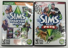 Sims 3 Game Lot - Pets - Late Night - High End Loft - Complete - Starter Pack