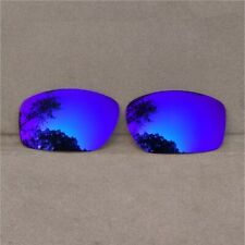 Purple Mirrored Replacement Lenses for-Oakley Jawbone Sunglasses Polarized