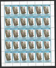 1984 Antigua & Barbuda - Song Birds - Full Sheet - Mint and Never Hinged.