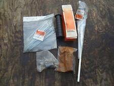 HARLEY DAVIDSON SX175 DIPSTICK HANDLEBAR GRIP FOOT PEG SPOKES SHIFTER RUBBER NOS