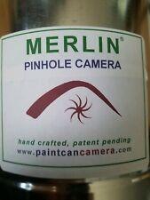 Merlin Paint Can Pinhole Camera - Gallon size  - No longer made - New!
