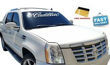 CADILLAC Decal Window Sticker Escalade 2000 2018 CTS ATS XTS Vinyl Graphics